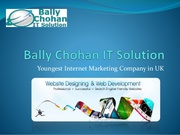 Bally Chohan IT Solution: Urgent Requirement for HR Admin