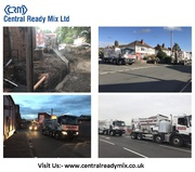 ready mix concrete walsall